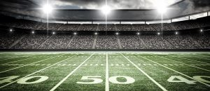 Football Field Background - 1