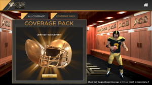 UI Coverage pack