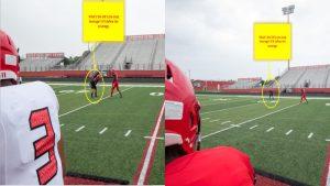 quarterback accuracy drills